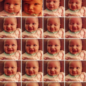 olivia many faces