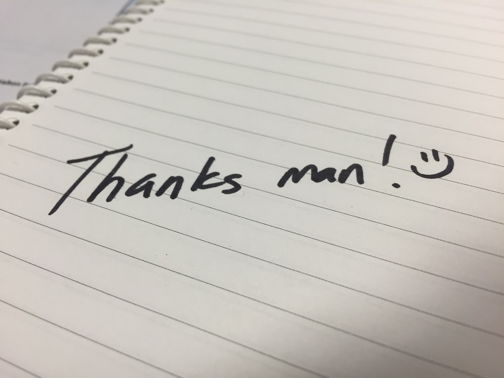 how a bad thank you note can cost you the job campus to career thanks man