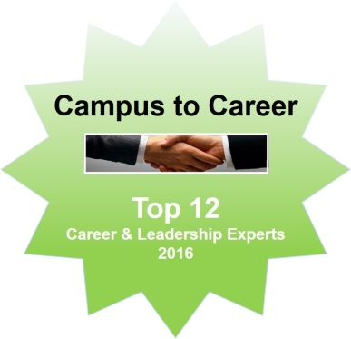 campustocareer top 12 career and leadership experts 2016