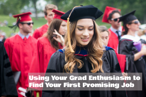 Grad Enthusiasm Article